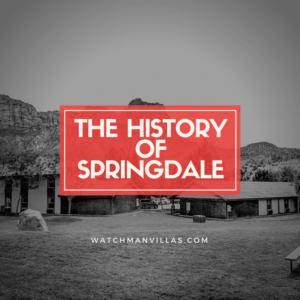 springdale history