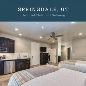 Springdale: The Ideal Christmas Getaway