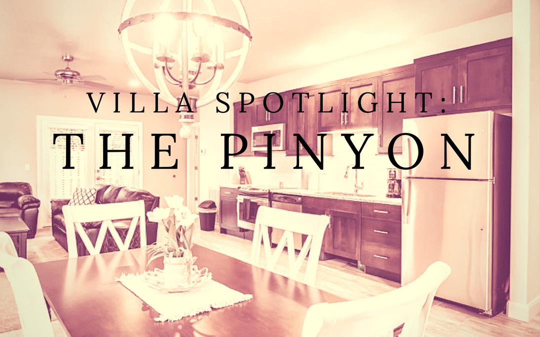 Villa Spotlight: The Pinyon