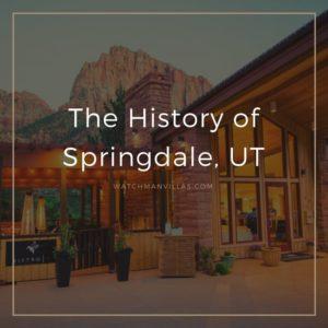 history of springdale
