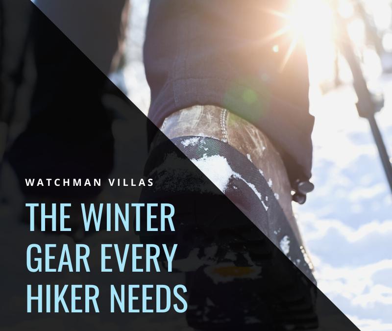 The Winter Gear Every Hiker Needs